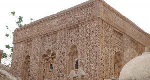 آثار منازل ومساجد تركية