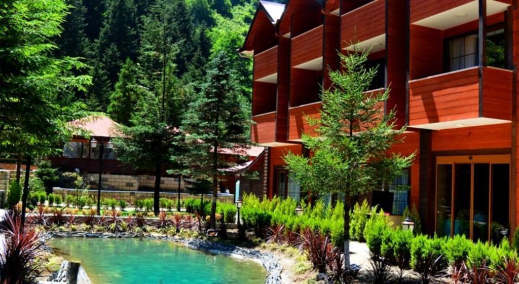 فندق الهان غراند اوزنجول