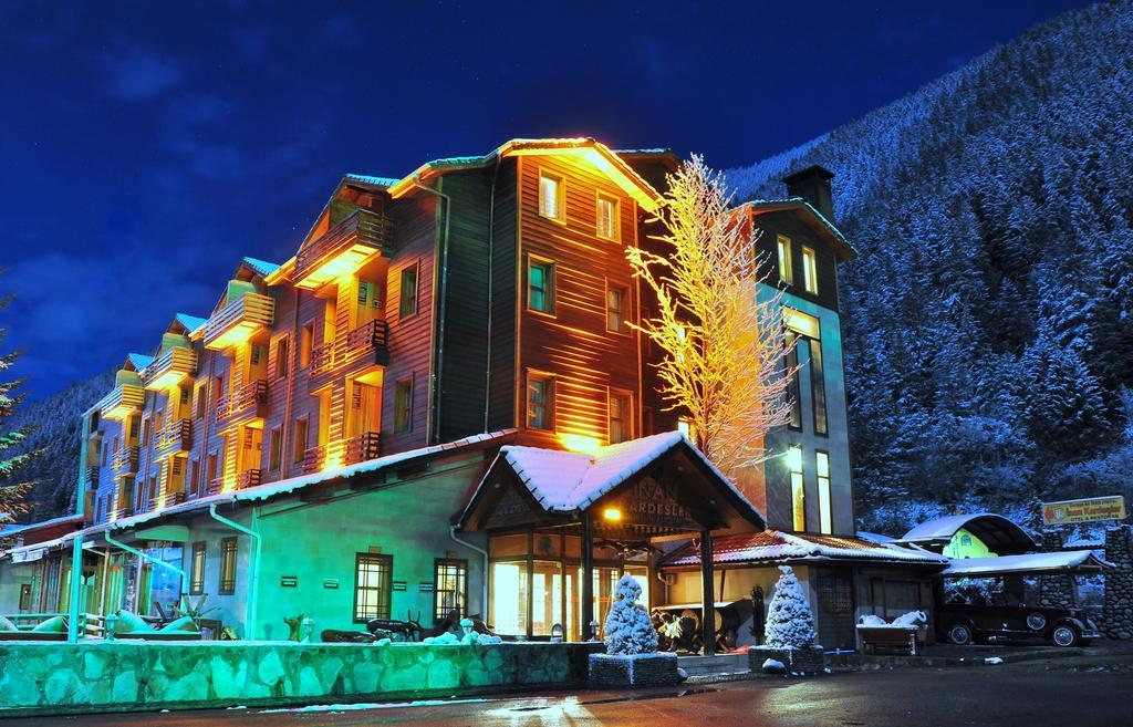 فندق انان اوزنجول