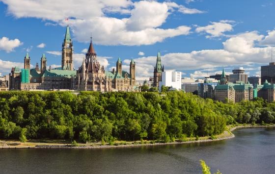 معلومات عن كندا جولة