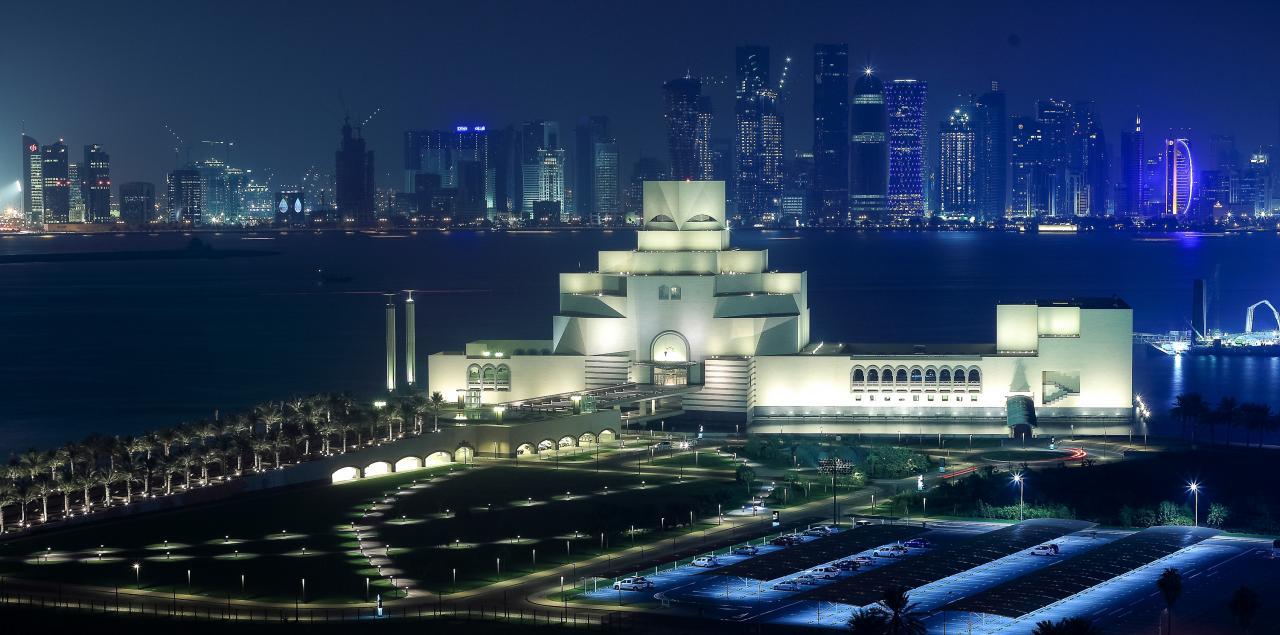 متحف الفنون الاسلاميه