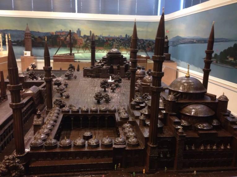 متحف الشوكولاته
