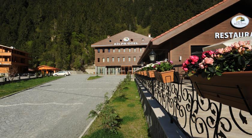 فندق كيلبا اوزنجول