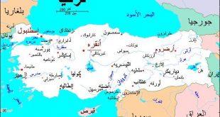 عاصمة تركيا وكل المعلومات عنها جولة
