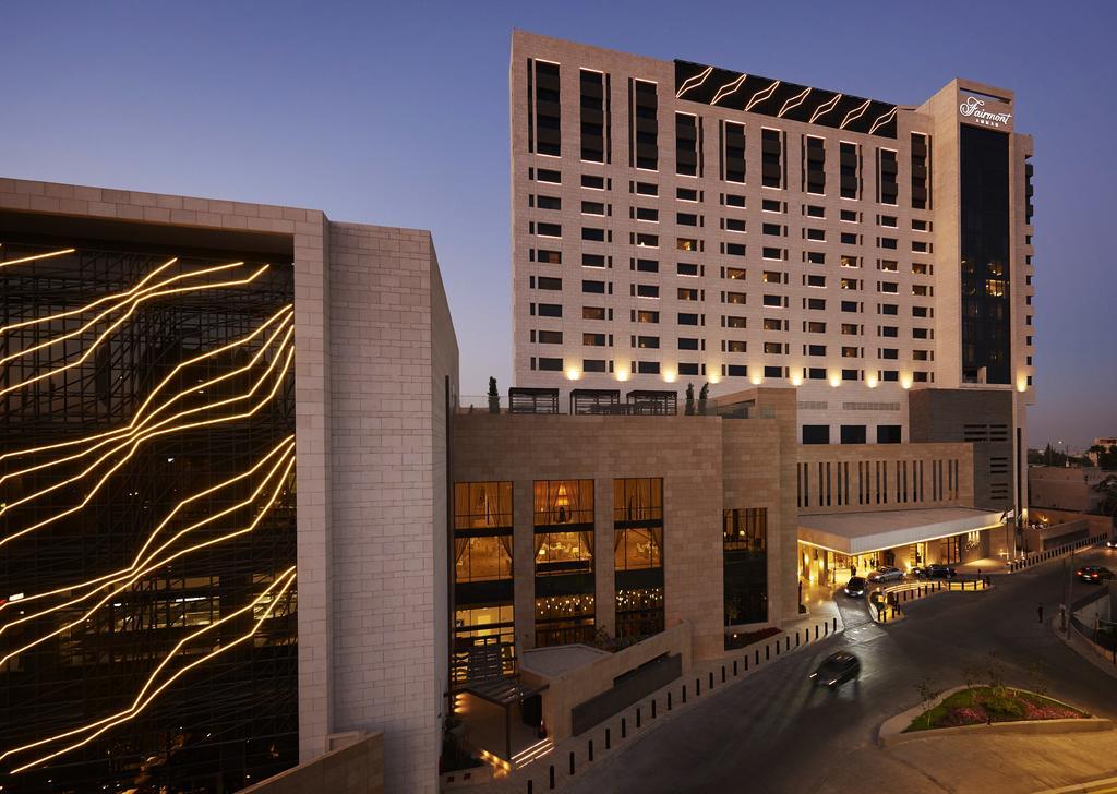 فندق فيرمونت عمان Fairmont Amman
