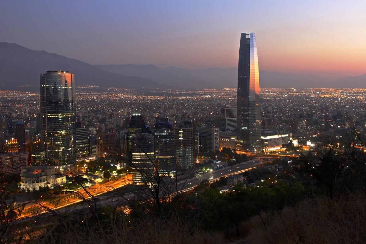 طرق الهجرة والإقامة في تشيلي والحصول على جنسيتها
