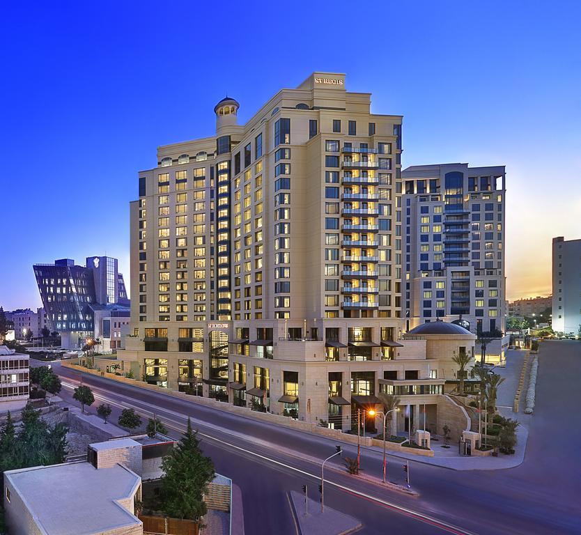 فندق سانت ريجيس عمان Hotel The St. Regis Amman