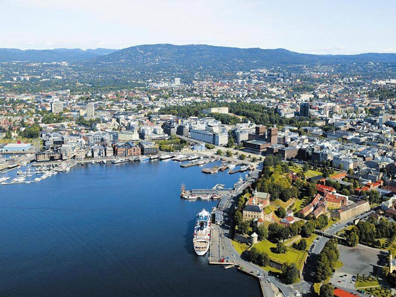 الاستثمار فى النرويج