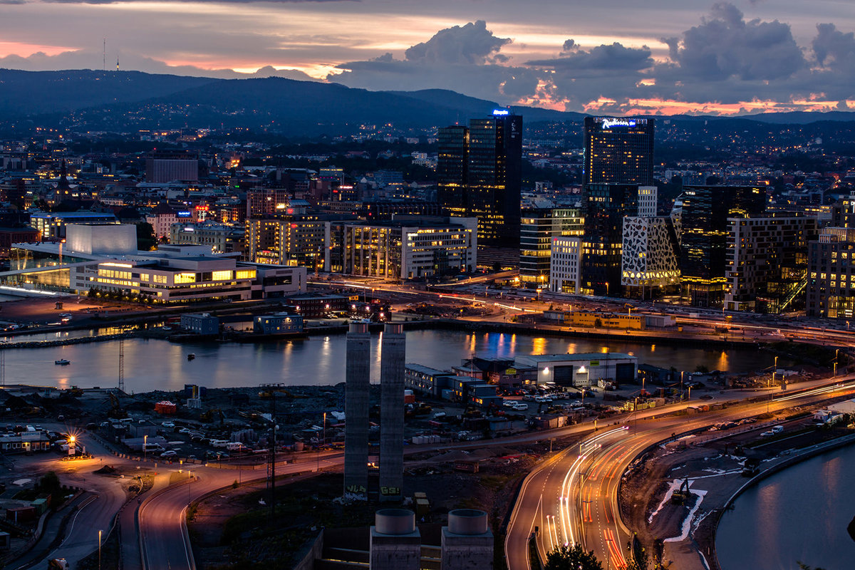 طرق الهجرة والإقامة في النرويج والحصول على الجنسية