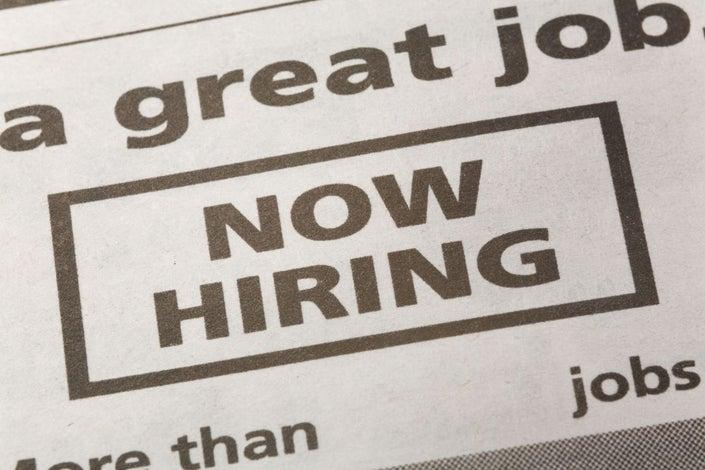 الوظائف المطلوبه في جورجيا