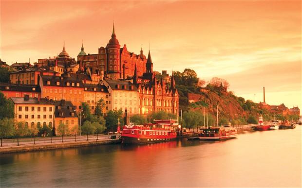 السياحة في السويد والسفر الى دولة السويد بالصور