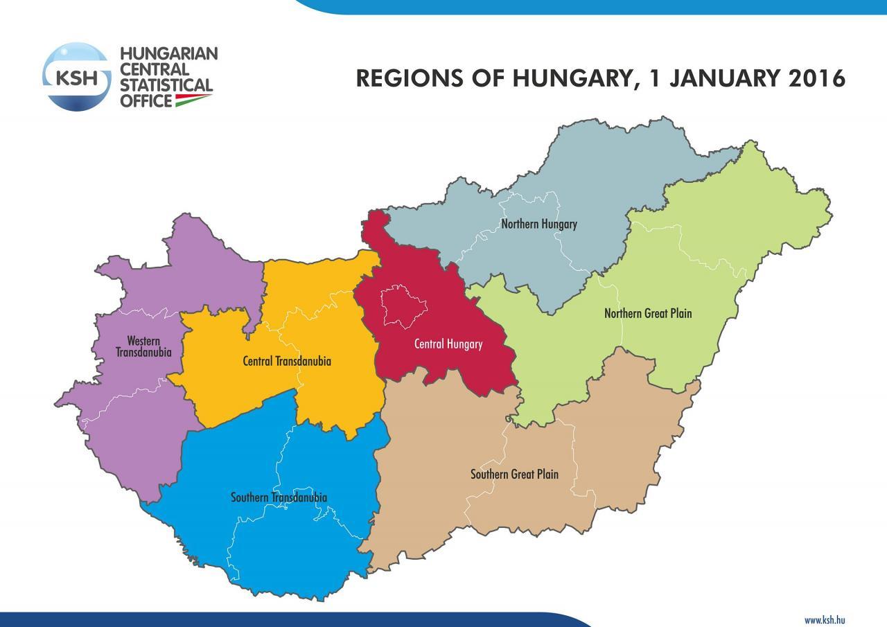 ماهى عاصمة هنغاريا وعلم وعدد سكان وخريطة هنغاريا