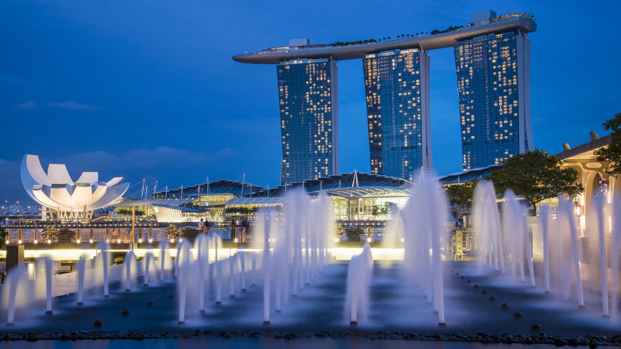 خطوات وطرق الهجرة والإقامة فى سنغافورة والحصول على الجنسية