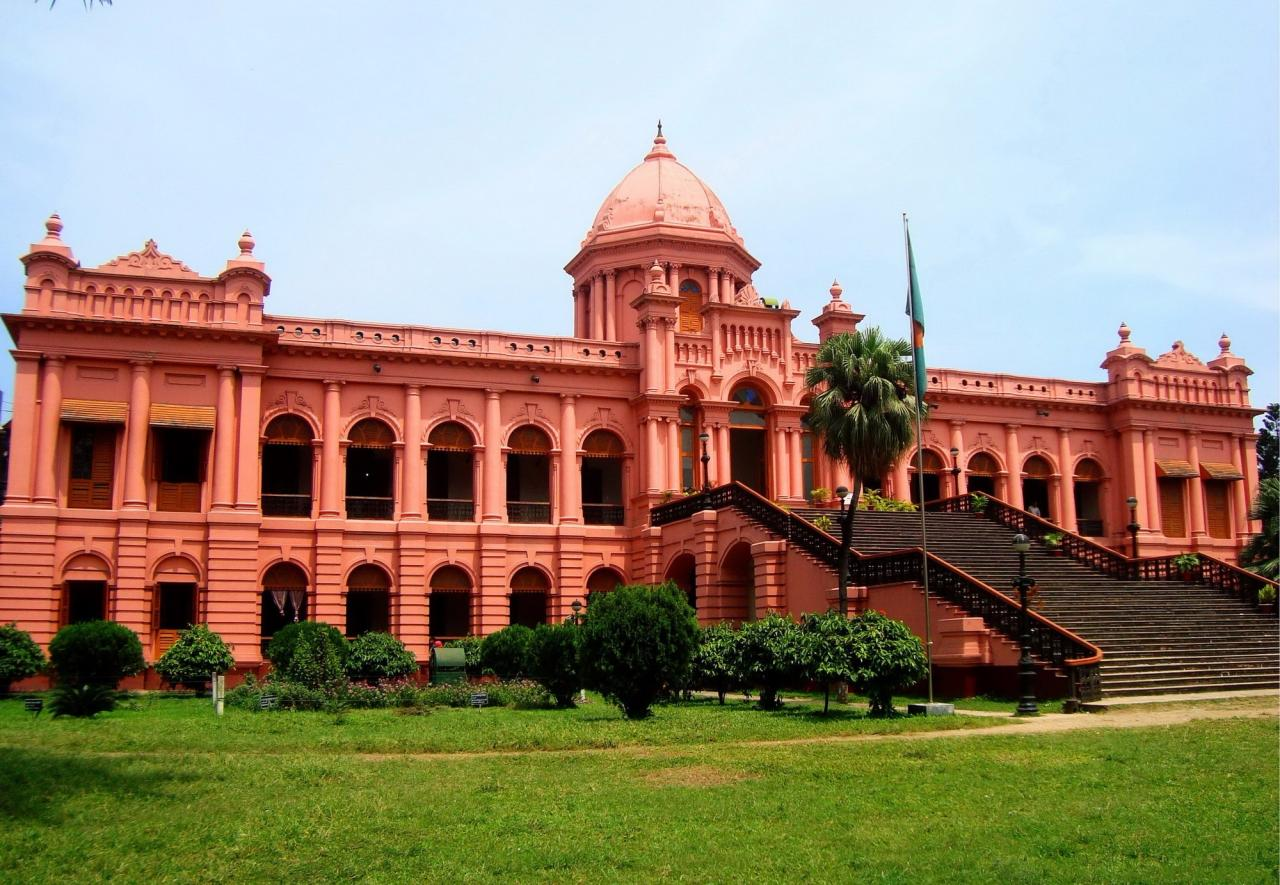 ماهى عاصمة بنجلاديش و خريطة وعلم وعدد سكان بنجلاديش