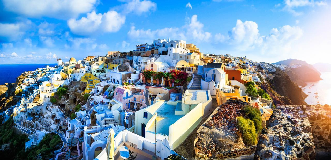 ماهى عاصمة اليونان و خريطة وعلم وعدد سكان اليونان