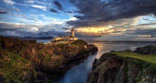 ماهى عاصمة إيرلندا و خريطة وعلم وعدد سكان إيرلندا