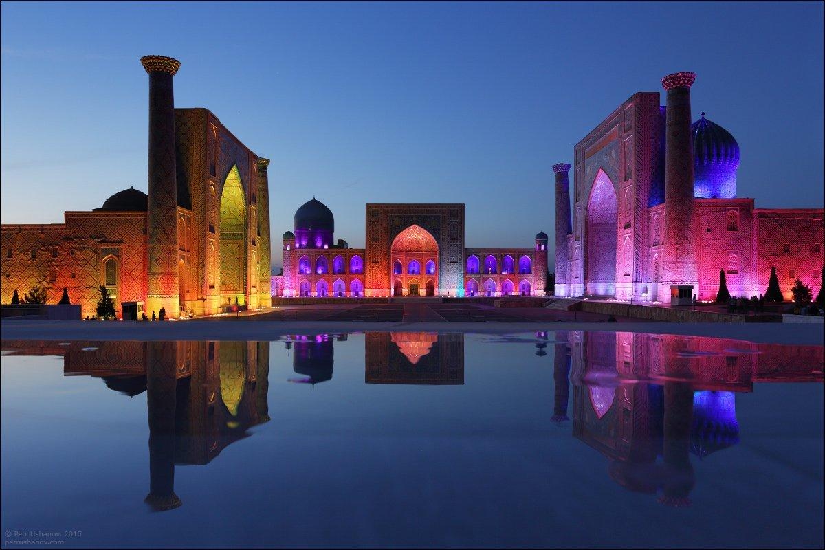 ماهى عاصمة أُوزبَكِسْتان و خريطة وعلم وعدد سكان أُوزبَكِسْتان