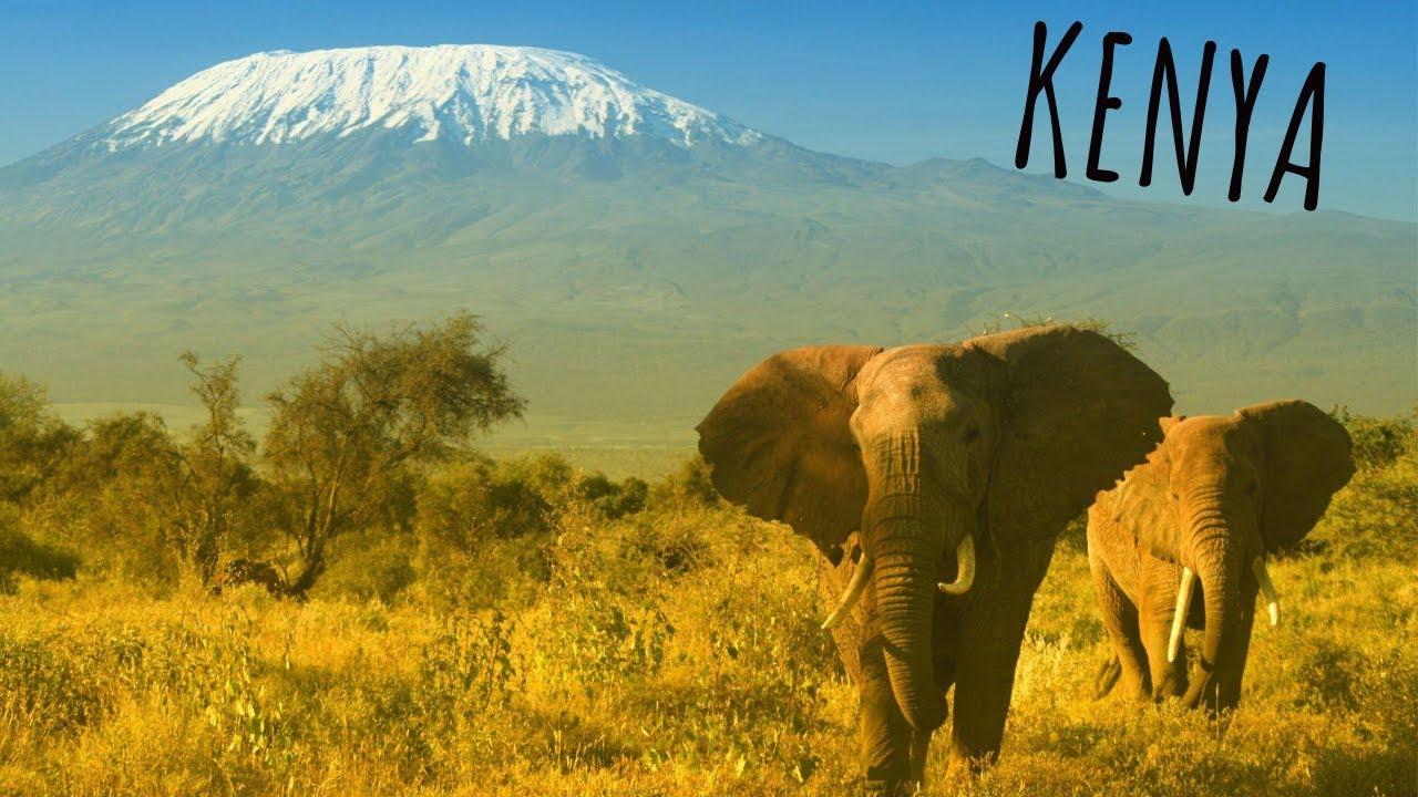 ماهى عاصمة كينيا و خريطة وعلم وعدد سكان كينيا