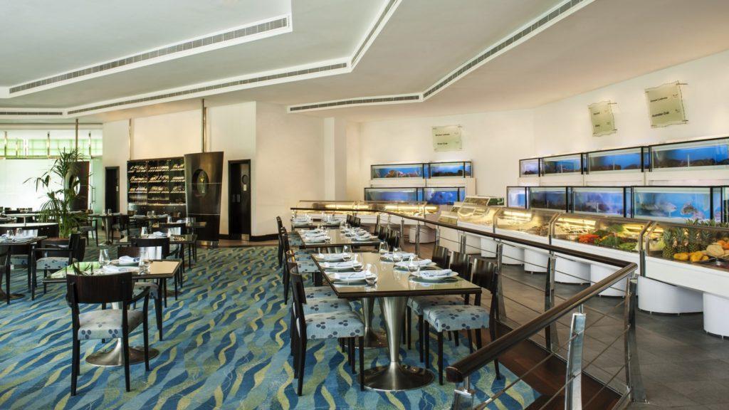 أفضل مطاعم مأكولات بحرية فى دبي