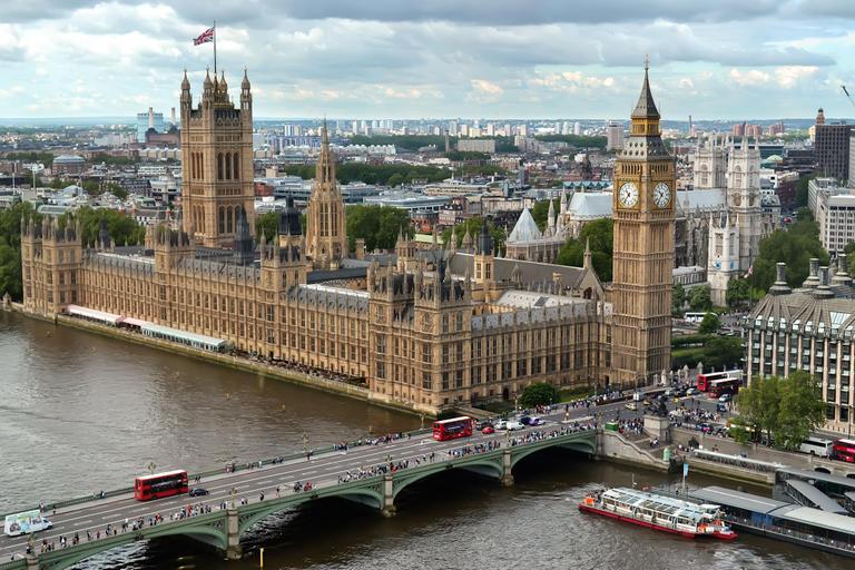 اهم الاماكن السياحية فى لندن