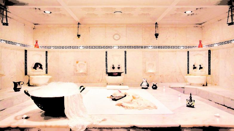 فوائد الحمام التركى للرجال