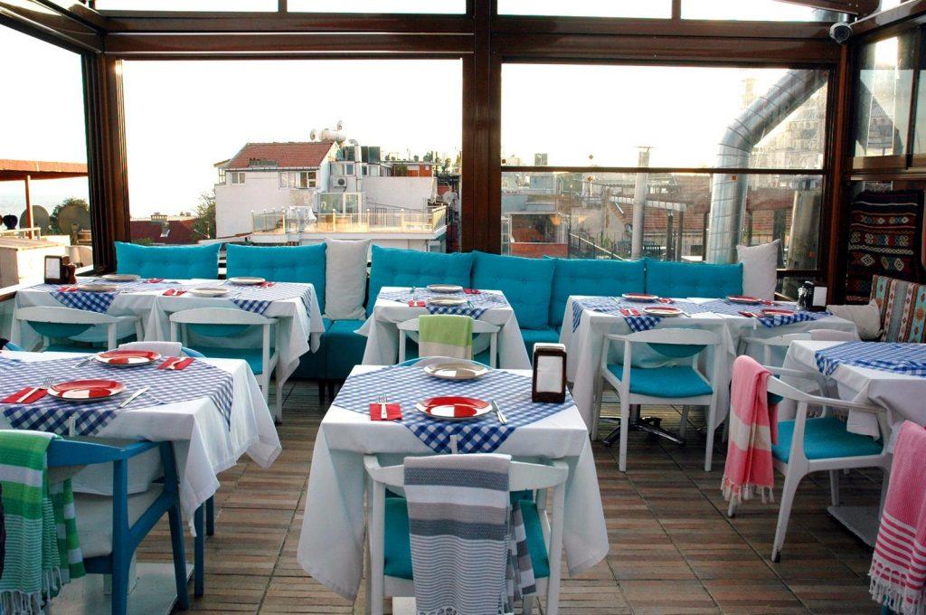 أفضل مطاعم اسطنبول للفطور