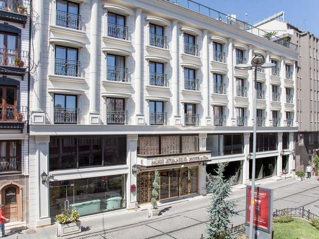 افضل الفنادق فى سيركجي اسطنبول