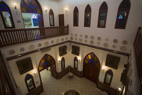 بيت الزبير وطرازه العماني القديم