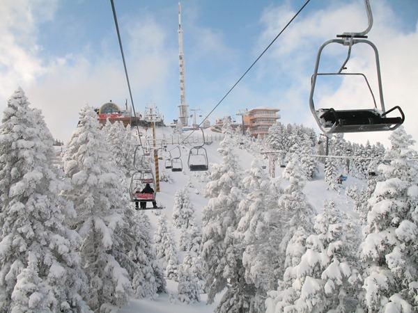 افضل الاماكن السياحية فى بورصة بالشتاء