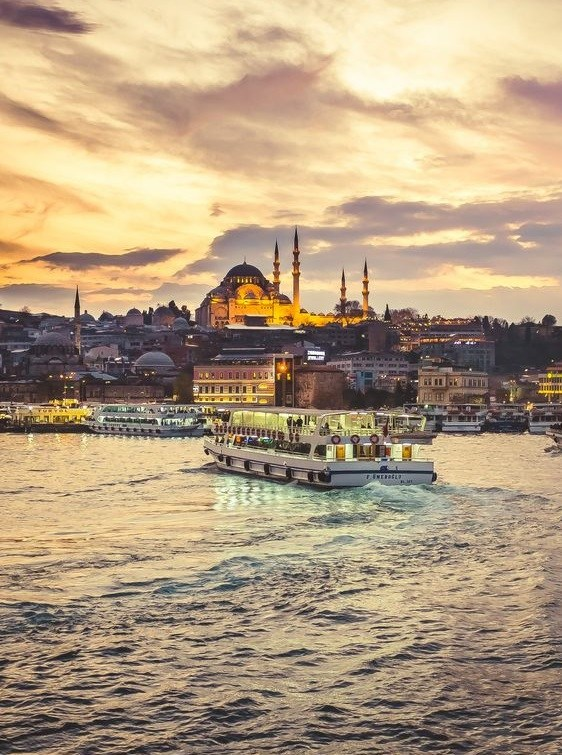 افضل الاماكن السياحية فى اسطنبول تركيا