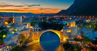 ماهى عاصمة البوسنة والهرسك و خريطة وعلم وعدد سكان البوسنة والهرسك