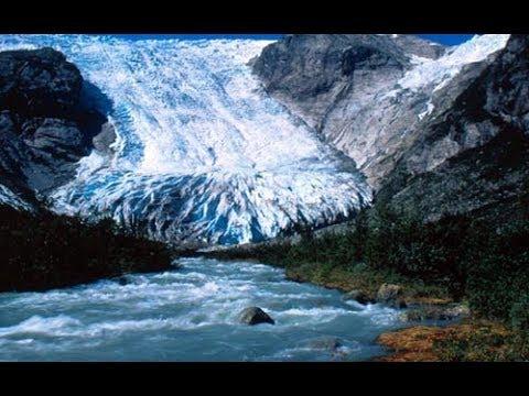 نهر النرويج الجليدي