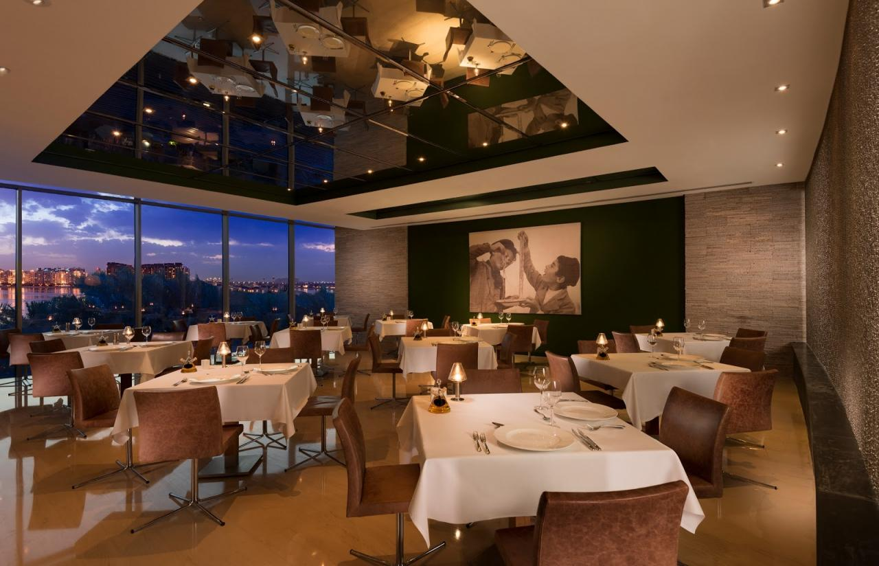 افخم المطاعم رومانسية في دبي