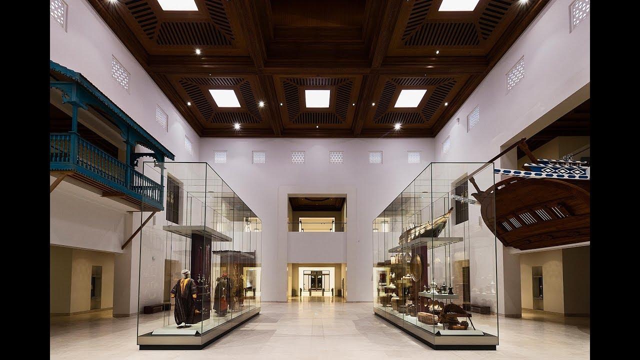 السياحة في عمان( المتحف الوطني العماني)