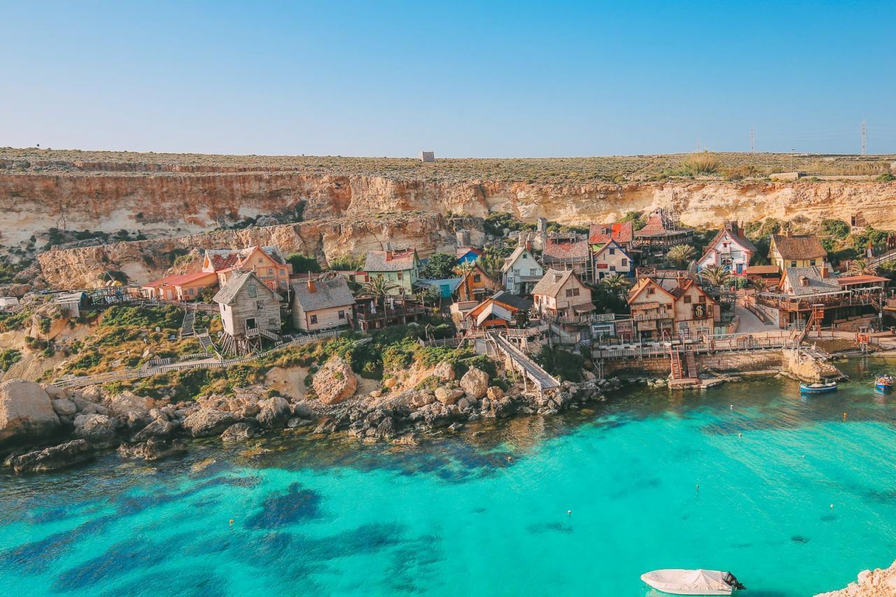 افضل الاماكن السياحية فى جزيرة مالطا