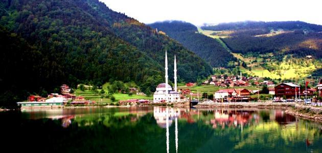 قرية اوزنجول
