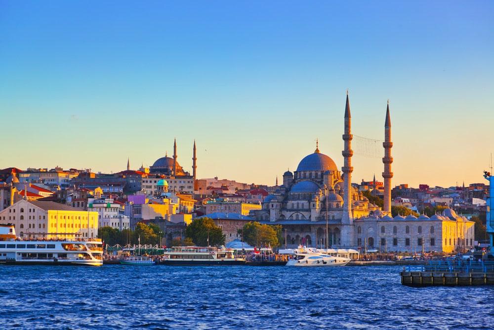 الاماكن السياحية فى تركيا