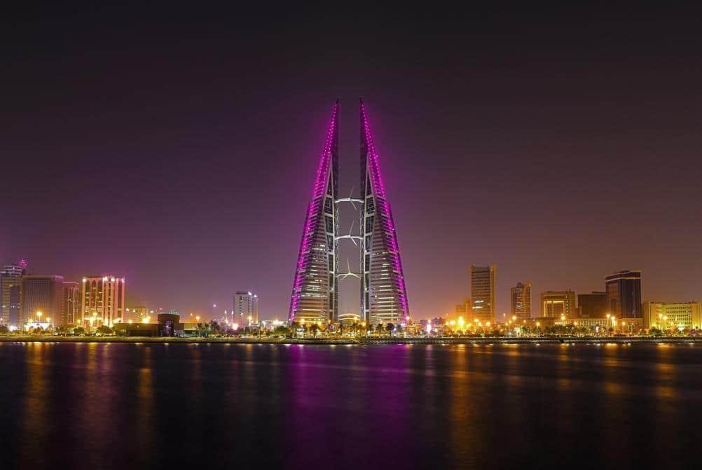 مركز البحرين التجاري العالمي