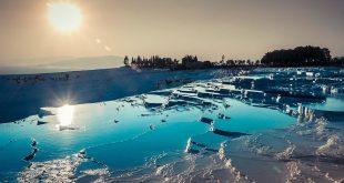 """أجمل الأماكن في العالم"""" تركيا"""" باموكالي"""