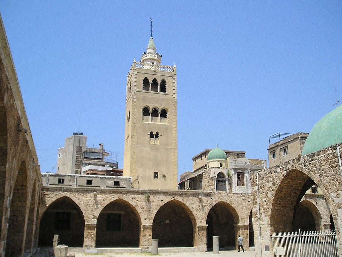 المسجد المنصوري الكبير