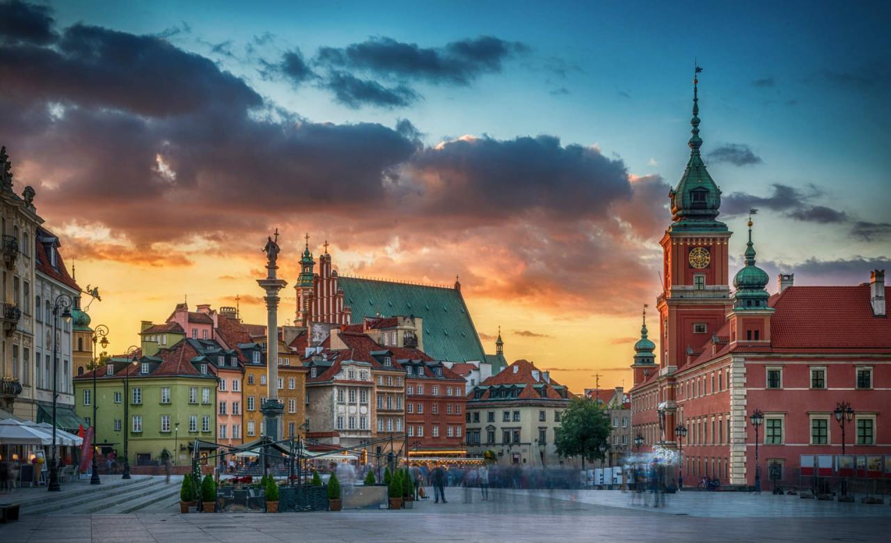 """الطريق الملكي في بولندا"""""""