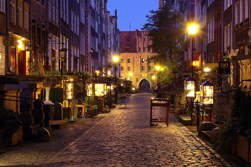 شارع مارياكا بولندا