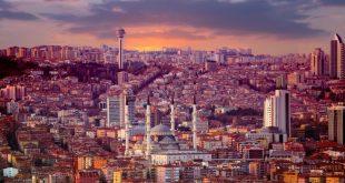 اين تقع انقرة وكم المسافة بين انقرة واسطنبول