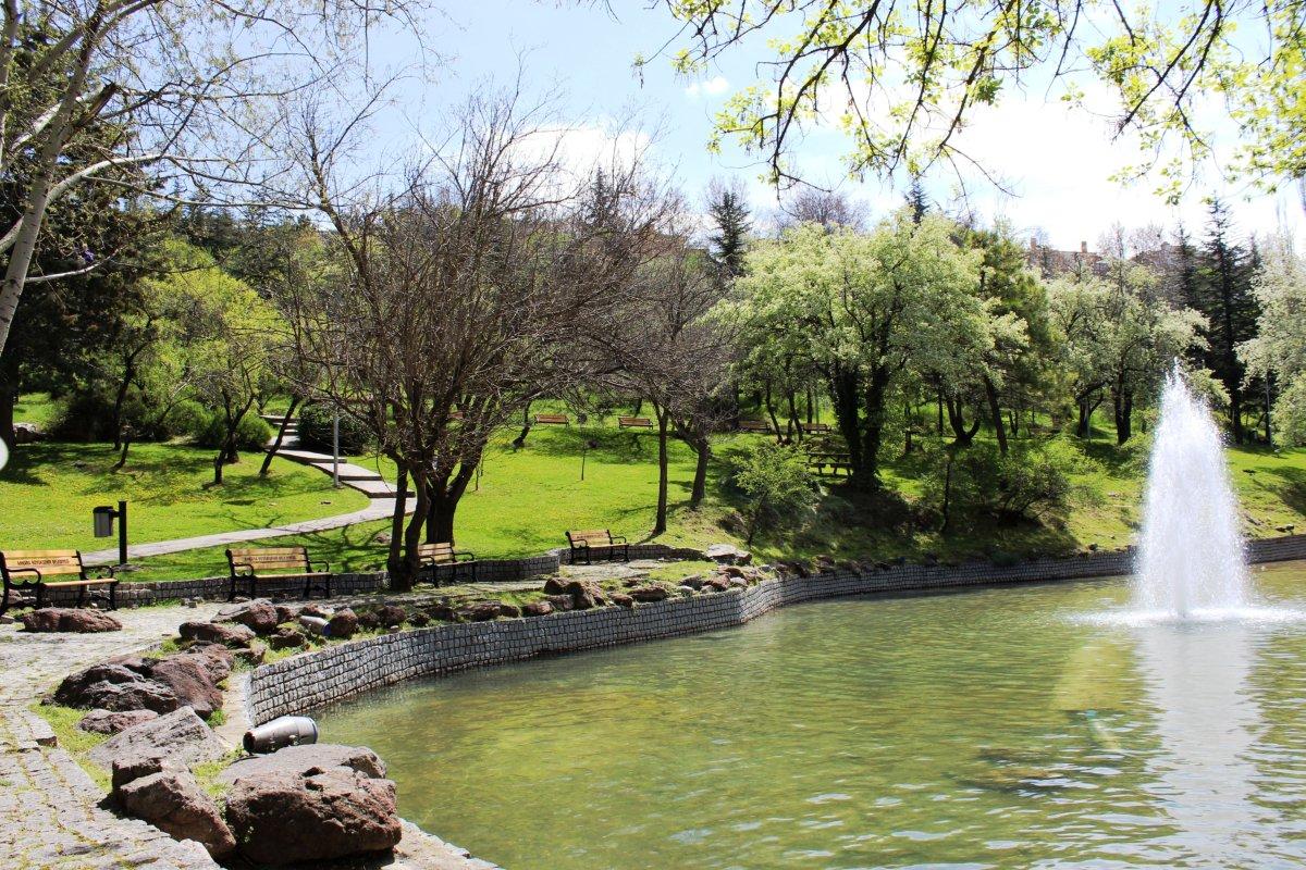 حديقة حديقة جاذبة بورصة وافضل الانشطة بها