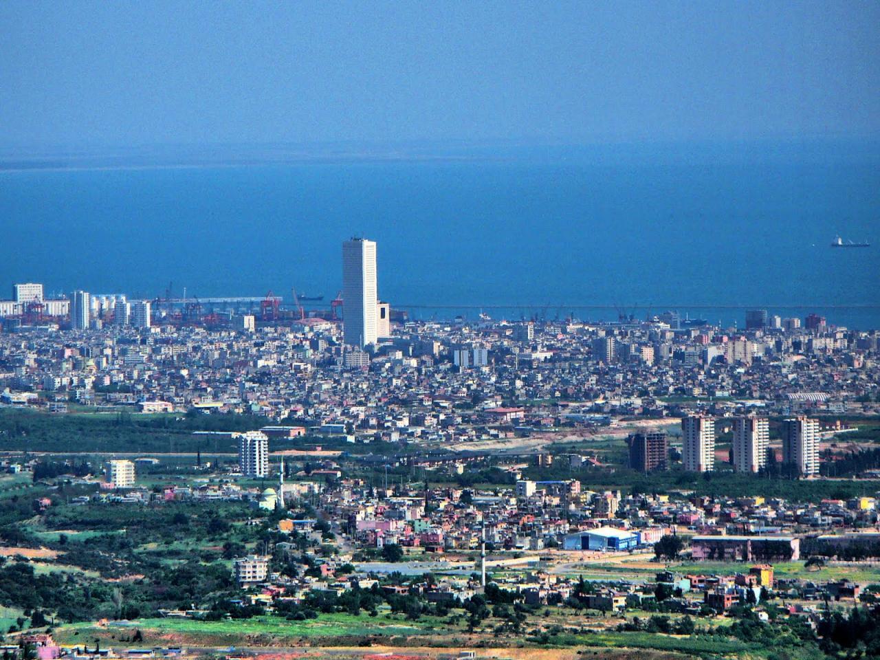 اهم الاماكن السياحية فى مرسين - تركيا