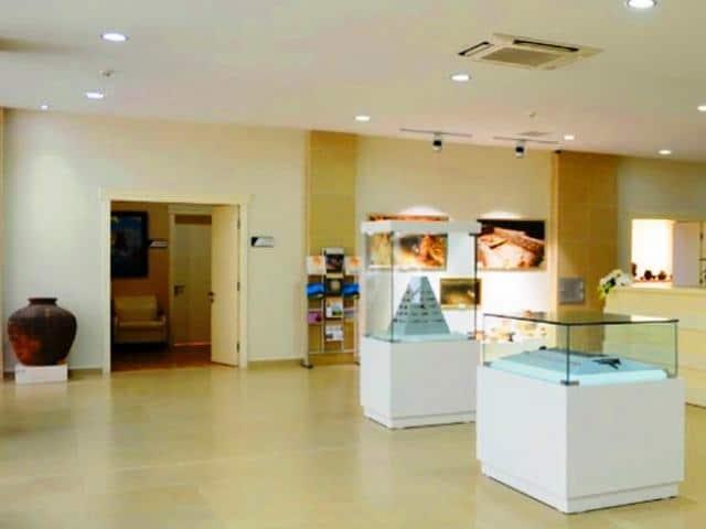 مركز غابالا الآثري: