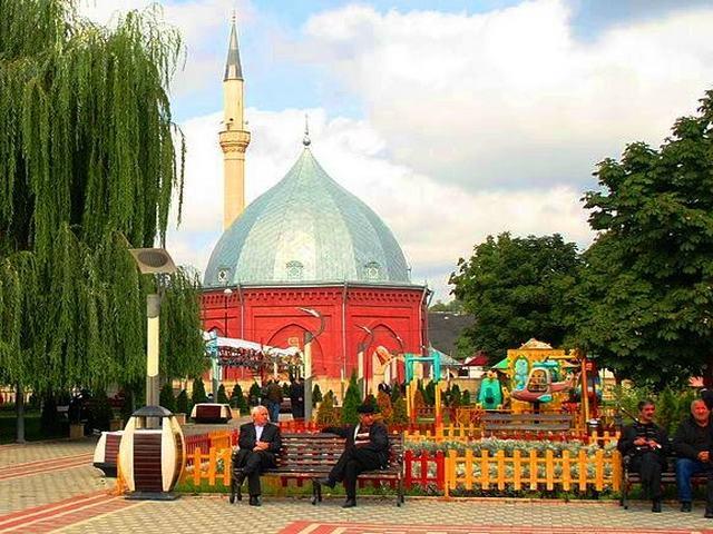 متحف بيت عباس أوغولو باكخانوف