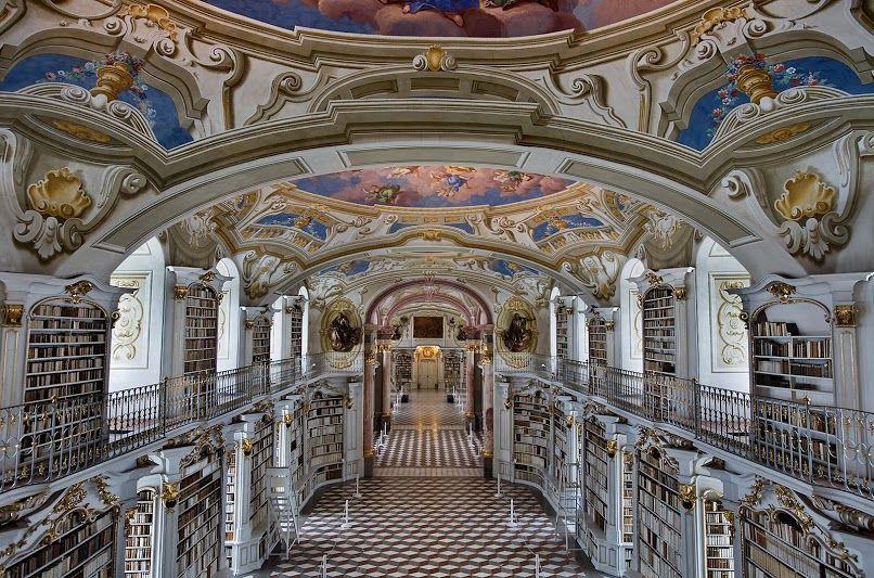 المكتبة النمساوية