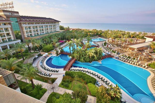 افضل الفنادق فى منطقة سيدا انطاليا