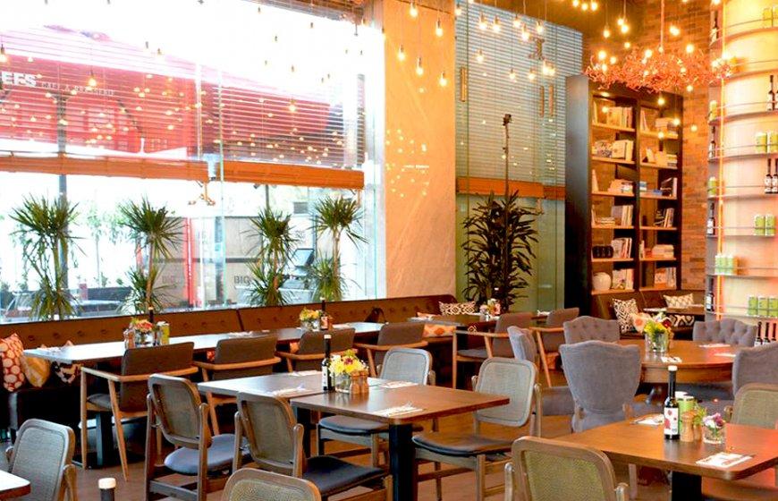 مطعم بيج تشيفز جدة